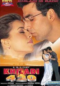 Khiladi 420 Full Hindi Movie Watch Online