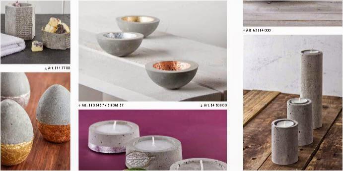 bastelanleitungen und basteltrends b wie beton gie en. Black Bedroom Furniture Sets. Home Design Ideas