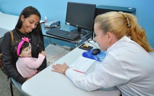 atendimento, medicos cubanos, ponta grossa, primeiras consultas