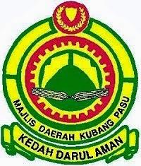 Jawatan Kerja Kosong Majlis Daerah Kubang Pasu (MDKP) logoo www.ohjob.info