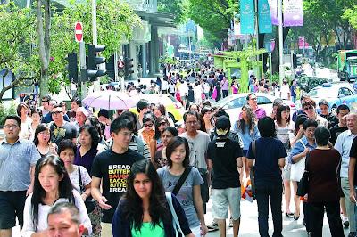 dân singapore