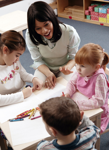 Adaptation of children from 3 to 5 years to school | Early ...