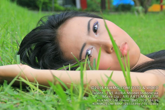 Casual Sexy of Eve Aura Model Indonesia / Model Purwokerto - Make Up by : ARI Arts Make Up