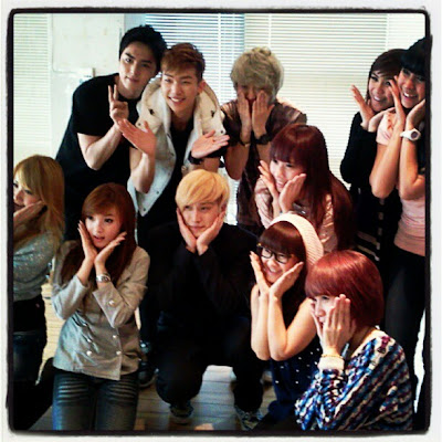 Foto Cherri Belle di Korea