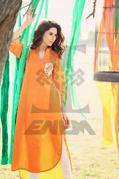 Zahra Saeed Spring Summer 2014 Collection | Ivy By Zahra Saeed Lawn