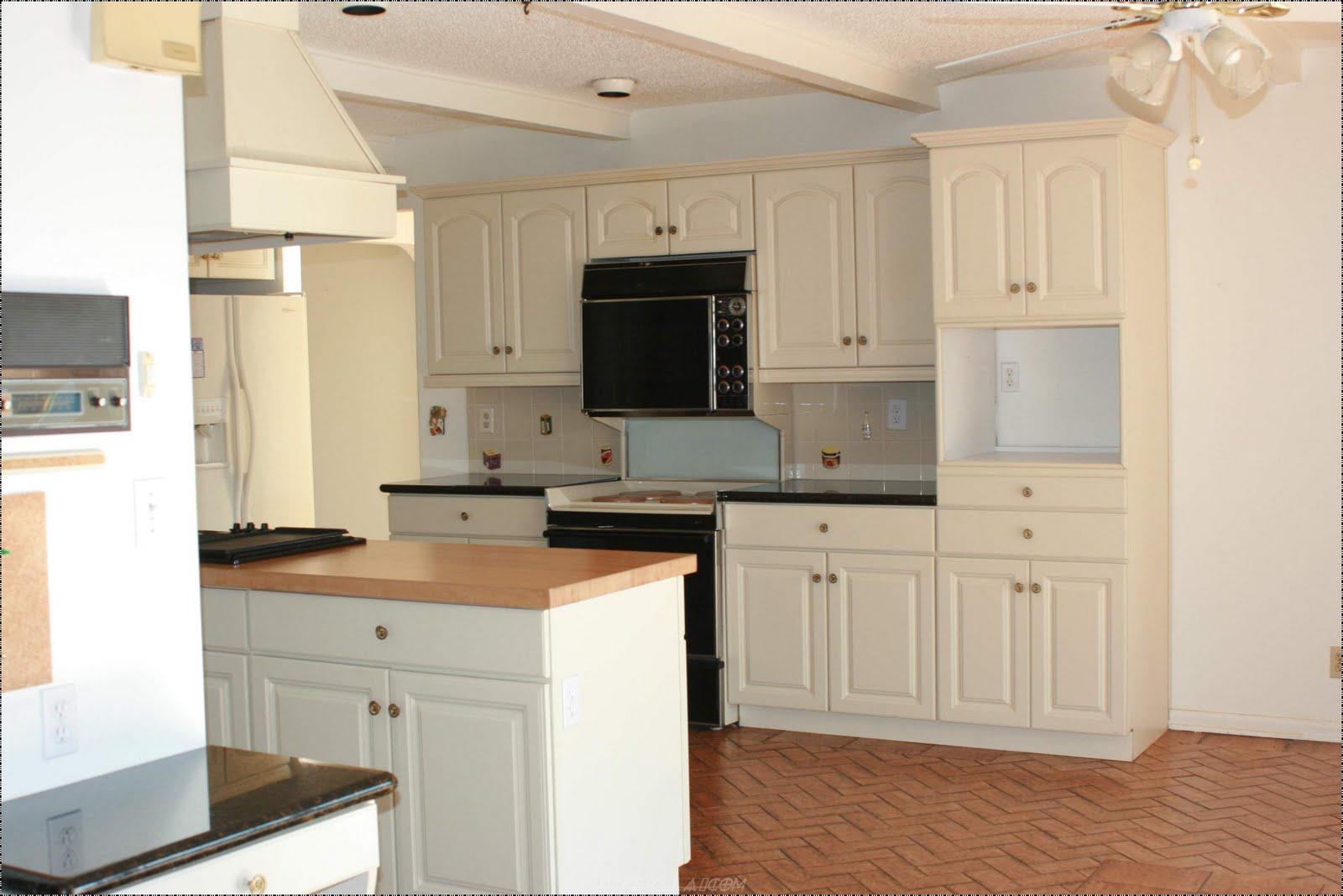Extrêmement Idées pour les armoires de cuisine à la crème ~ Design Interieur  SO64
