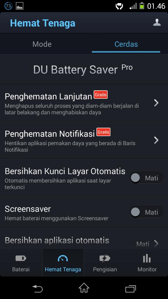 DU Battery Saver PRO Terbaru