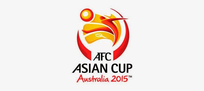 Senarai Pasukan Negara Yang Layak Ke Suku Akhir Piala Asia AFC 2015