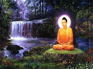 """Буддизм для начинающих: """"Четыре печати"""" Будды"""