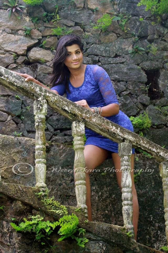 Thilini Gunasekara black inner shorts