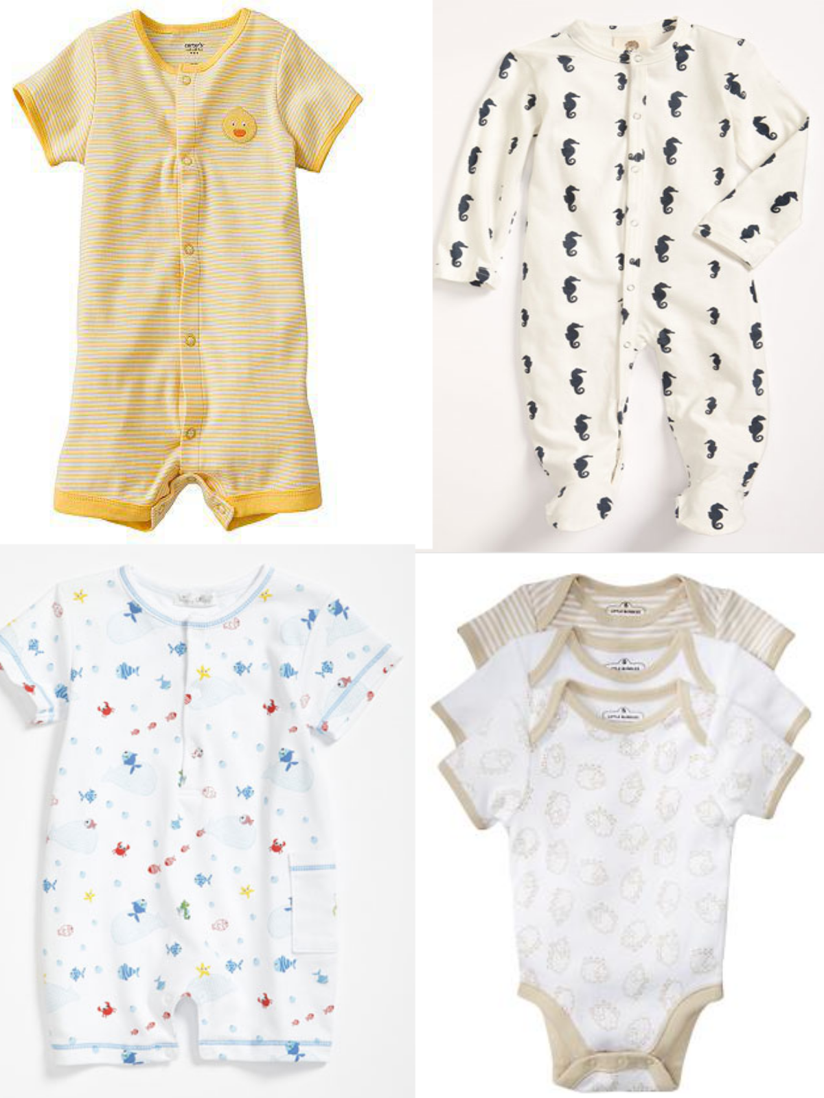 Next Stop Another Baby Cute ish Gender Neutral Clothes