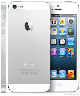 موبايل ايفون 5  i phone 5