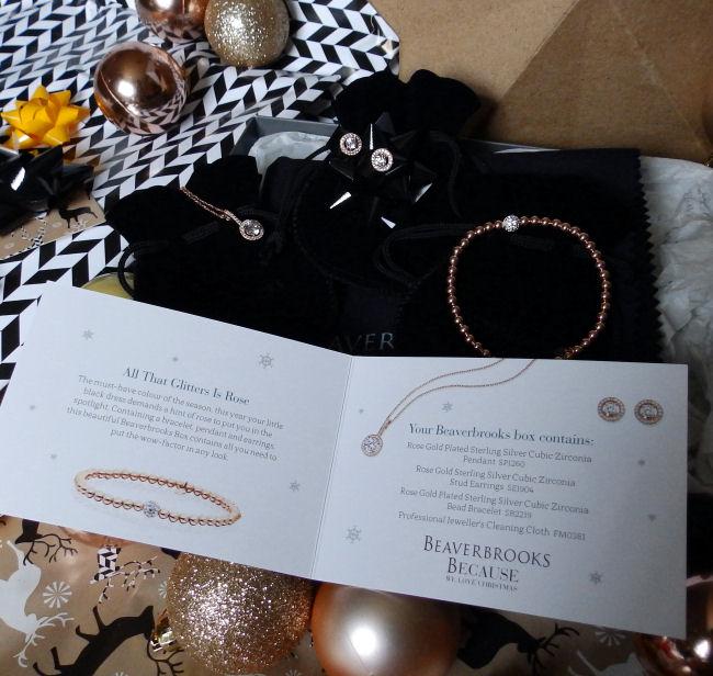 Rose gold jewellery Beaverbrooks