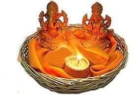 Lord Ganesh Goddess Laxmi