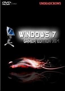 Nararya: Windows 7 Gamer Edition x64 Full Version