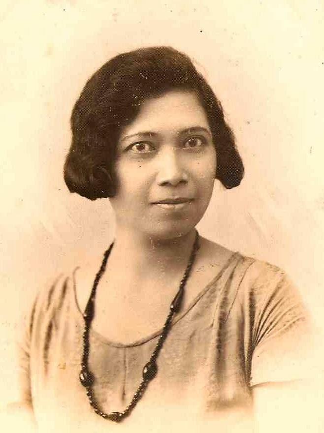 Charlotte Deuning 1918