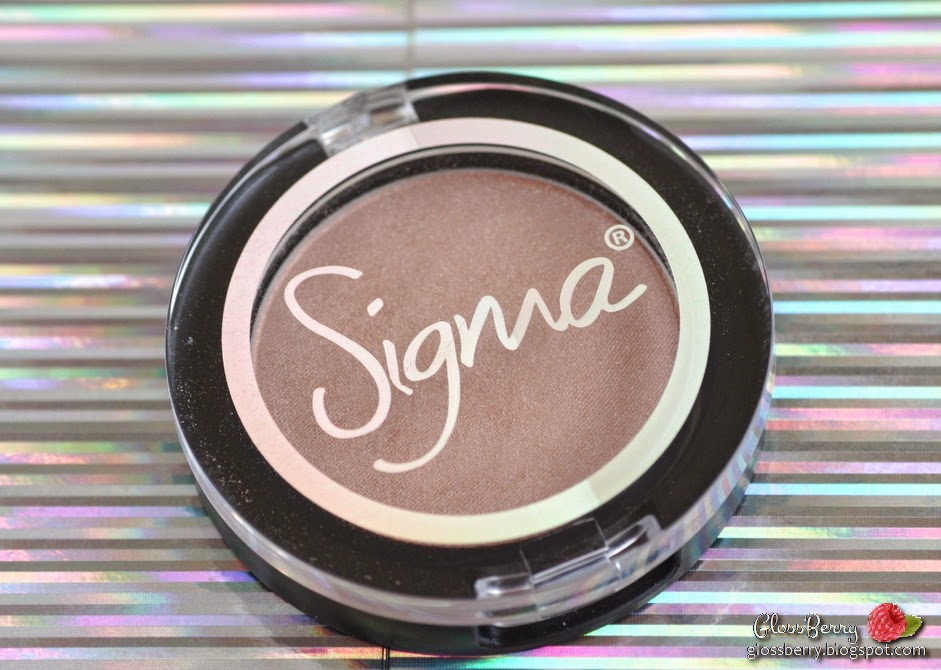 sigma blush peaceful review swatches highlighter