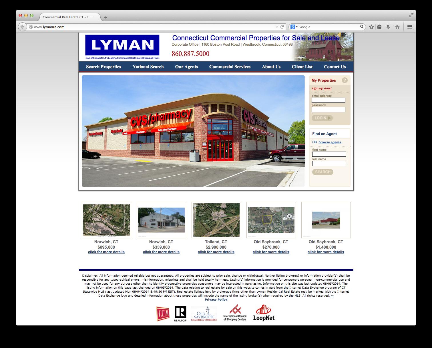 www.lymanre.com