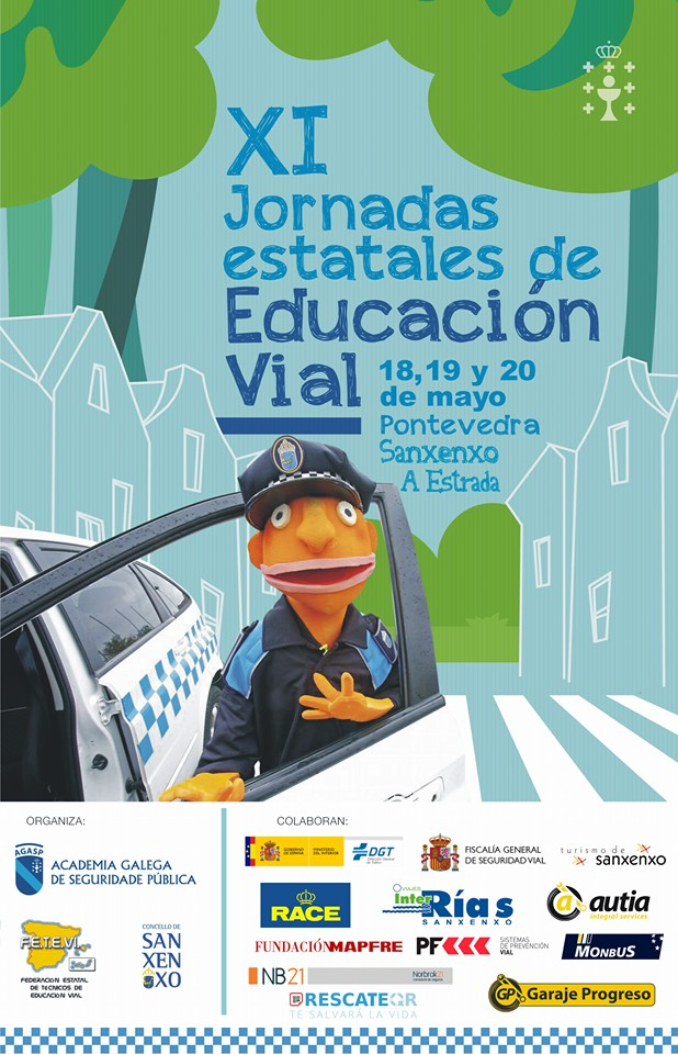 XI Jornadas Estatales de Educación Vial FETEVI