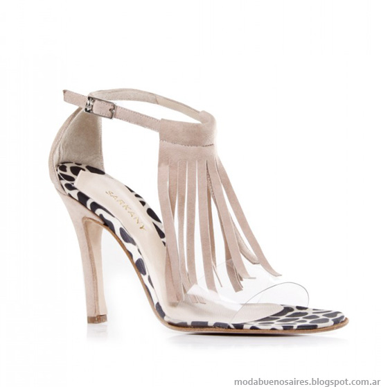 Ricky Sarkany primavera verano 2014 Zapatos y Sandalias 2014.