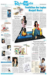 My Profile on newpapers