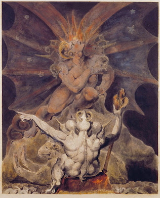 The Number of the Beast is 666 - William Blake