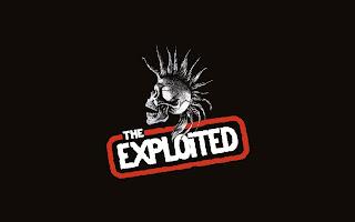 The Exploited wallpaper