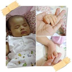 Arissa @ 1 Month