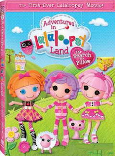 Adventures In Lalaloopsy Land Search For Pillow (2012) DvdRip 400MB Free Movie Download Mediafire 300mkv