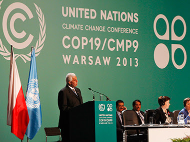 Negara Berkembang Desak Implementasi Dana Iklim