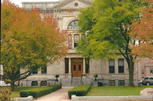 Massachusetts Courthouses