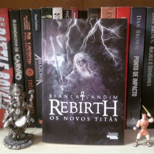 Rebirth, Os Novos Titãs - Bianca Landim