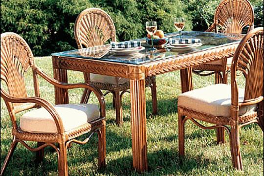 Show room barraca uruguay for Comedor de vidrio con 6 sillas