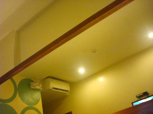 twin room at gohotel bacolod 2