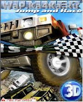 3D HUMMER Jump and Race [Java] Game For Mobile In All Size