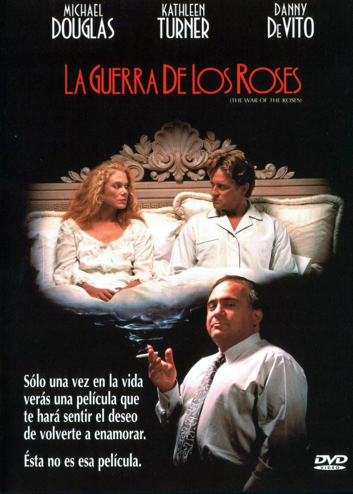 La guerra de los Roses (1989)