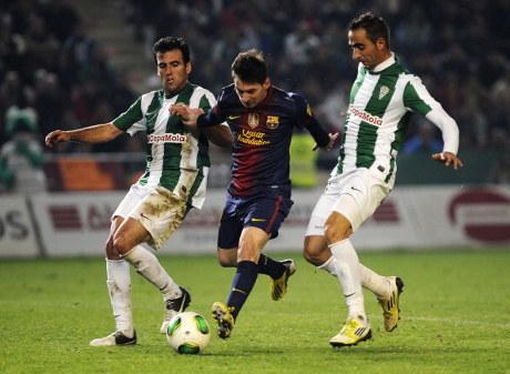 Hasil Cordoba Vs Barcelona
