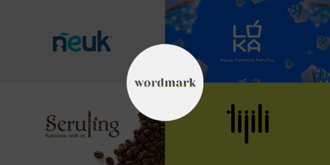 Wordmark Logo Inspiration