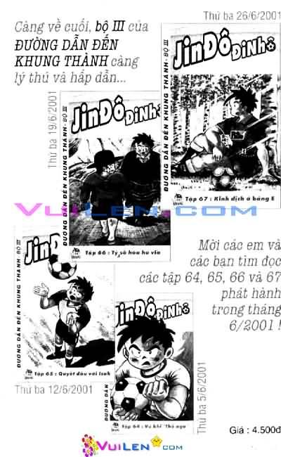 Jindodinho - Đường Dẫn Đến Khung Thành III Tập 65 page 121 Congtruyen24h