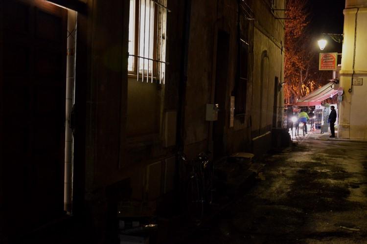 Rue Molière - La Roquette