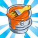 viral bullthemepartnermechanic paint buckets orange 75x75 - CityVille: Materiais dos edifícios dos touros