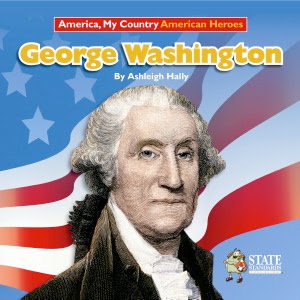 bookcover of Ashleigh Hally's George Washington