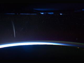 комета Лавджоя