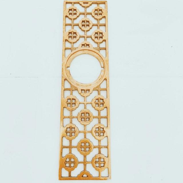 #thriftscorethursday Week 82 | Instagram user: ericareitman shows off this Door Face Plate