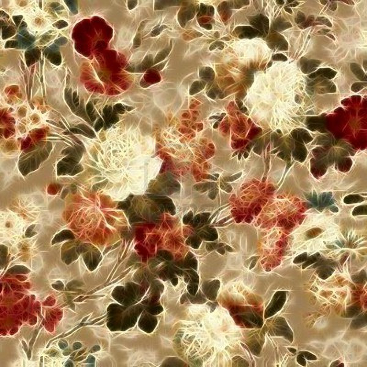 Freebies vintage floral background for blogs budakvanilla 39 s for Vintage tapete