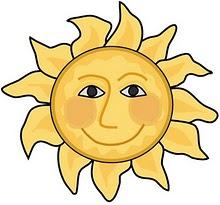 ... menjadi matahari agar bulan dapat terus bersinar indah dan dikagumi