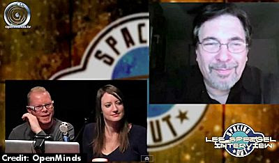 Lee Speigel On OpenMinds (1-24-13)