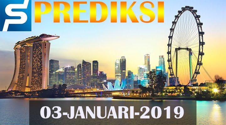 Prediksi Togel Singapore 03 Januari 2019 SGP Jitu