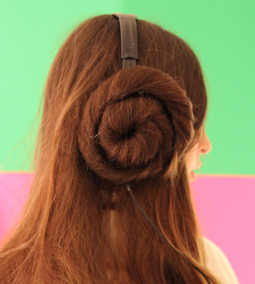 Unusual Designs and Products Created with Hair (15) 5