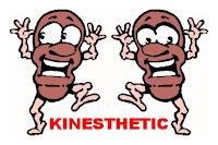 kinesthesis involves